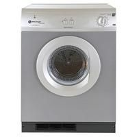 White #Knight #ECO43AS #7kg #Gas #Tumble #Dryer #in #Silver #Multifunction