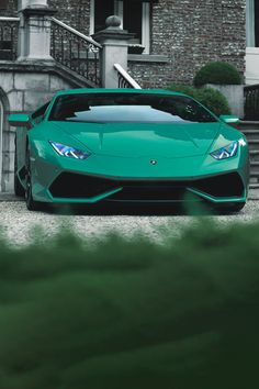 The Lamborghini Huracan was debuted at the 2014 Geneva Motor Show and went into production in the same year. The car Lamborghini's replacement to the Gallardo. Luxury Sports Cars, Top Luxury Cars, Cool Sports Cars, Sport Cars, Cool Cars, Exotic Sports Cars, Huracan Lamborghini, Ferrari, Maserati