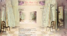Elegia's Background Garden: LivingRoom Background