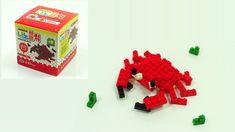 Micro Crab Block Dog Mickey Angry Birds Spongebob Donald Duck Toys Dolls...