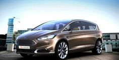 Ford S-MAX Concept Revealed | Brunswick Ford