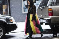 Неделя моды в нью йорке 2016, неделя моды в нью йорке осень зима 2016 2017, осень-зима 2016 2017 стритстайл тренды, стритстайл нью йорк, стритстайл на неделях моды 2016, Street Style Недели моды в Нью-Йоркее осень-зима 2016 2017, Street Style, Набиль Кенум стрит-стайл фотограф, стрит стайл луки на неделе моды в нью йорке осень-зима 2016-2017, фото, стритстайл фото, стритстайл осень зима 2016