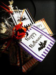 Halloween Tags by MightyMorgan, via Flickr