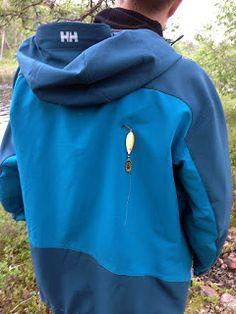 Koko Kesä Kalassa: Koukku selässä Rain Jacket, Windbreaker, Sweatshirts, Sweaters, Jackets, Fashion, Down Jackets, Moda, Fashion Styles