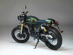 Bullit Motorcycles - Spirit 125