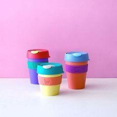 #Keepcup Tasting Notes - para quem não prescinde de uma vida apaixonada, tendo como companhia a sua bebida preferida. #keepcup #novacoleção #coposreutilizáveis #bebidaonthego #escolhassaudáveis #ecolifestyle #bebidas #café #despertarsentidos #rodadearomas #pegadaverde