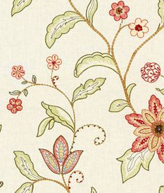 Kravet 31121.319 Handwork Floral Fabric - $5562.4   onlinefabricstore.net