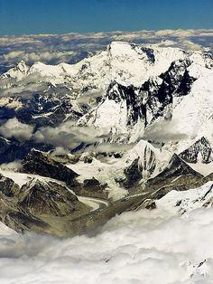 See the Himalayas