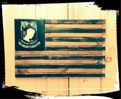 POW/MIA Concealment Flag - Rough Country Rustic Furniture & Decor