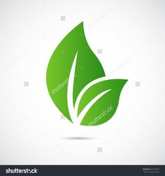 Stock Images similar to ID 172894391 - eco icon green leaf vector...