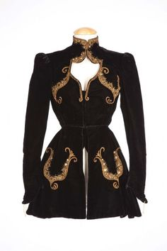 Eleanor Powell jacket from Broadway Melody of 1940.