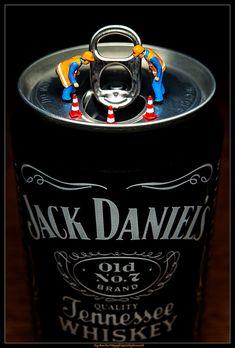 Jack Daniels Hole by Kay Burn Lim