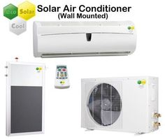 Solar Air Conditioner (Wall Mounted)