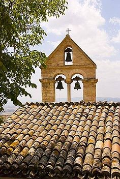 Bells in Assisi, Italy