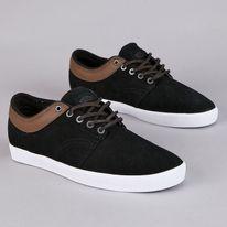 Apparel / Flatspot - Vans Pacquard Black / Brown / White