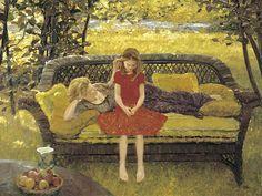 Paintings by American Artist David P. Hettinger