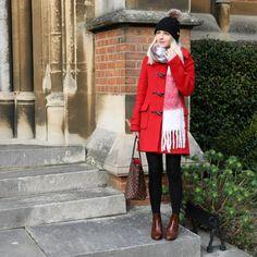 The Classic British Duffle Coat - Rebecca Coco Uk Fashion, Fashion Beauty, Autumn Winter Fashion, Fall Winter, Duffle Coat, Winter Jackets, Style Inspiration, Classic, Sweaters