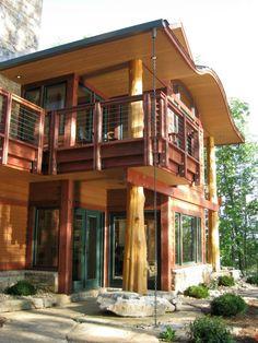 Love this house by Sarah Susanka