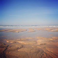 Marche méditative sur la plage, ressourçant et rafraichissant ! #meditation #healthylifestyle #beachlife