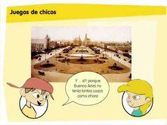 El Rincón de la Tecnología:   1º gradoJuegos coloniales