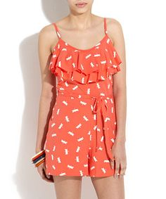 Free delivery options available - Shop the latest trends with New Look's range of women's, men's and teen fashion. Playsuits, Jumpsuits, Teen Fashion, New Look, Latest Trends, Coral, Rompers, Summer Dresses, People