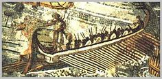 Ancient Ships: The Ships of Antiquity - Roman Galleons