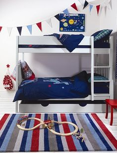 Add space for sleepovers with a trundle bed