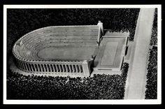 Deutsches Stadion at Zeppelinfeld at Reichsparteitagsgelände - Reich Party Congress Grounds - Nurnberg by Albert Speer