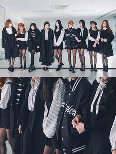 Official Korean Fashion : Korean Fashion Similar Look - Fashion Fashion Mode, Korea Fashion, Asian Fashion, Look Fashion, Trendy Fashion, Girl Fashion, Fashion Outfits, Fashion Tips, Feminine Fashion