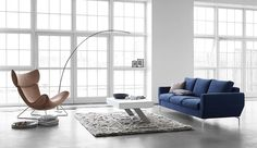 Sofas from the BoConcept collection - Urban Danish Design Furniture in Sydney Australia