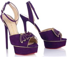The Charlotte Olympia Halloween Capsule Collection