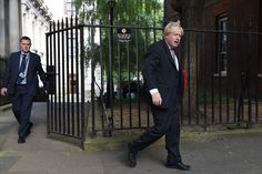 Boris Johnson, U. Foreign Secretary, Resigns Over Brexit Discord - The New York Times New York Times, Ny Times, Best Penny Stocks, British Government, Theresa May, Boris Johnson, Job Posting, Global News, Discord