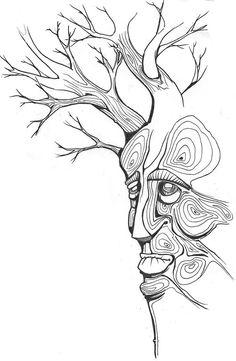 Dessins - Perspective - Trois dessins sur… - Petit dessin de… - Dessin d'un crapeau… - Dessin arbresque - Dessin avataresque - Dessin nanesque - Champo - Dragon rouge - Caméléon aux yeux… - le blog de Oark