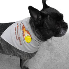 """""""My Dad Throws Better than your Dad!""""  Fathers Day Dog Bandana by doggydesign on Etsy, $8.99"""