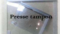 ✿Comment fabriquer un presse tampon ( Truc et Astuce de Miva )