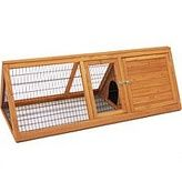 Rosewood The Summerhouse Rabbit & Guinea Pig Hutch/Run