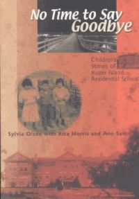 A fictionalized account of the experiences of five children who were sent to an aboriginal boarding school at Kuper Island in the mid-twentieth century