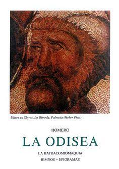 La Odisea de Homero, lo que más me gustó de la LIteratura griega