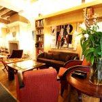 hotel design ile-saint-louis Paris salon