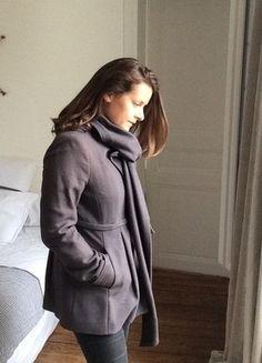 À vendre sur #vintedfrance ! http://www.vinted.fr/mode-femmes/manteaux-dhiver/25070188-manteau-habille-liu-jo