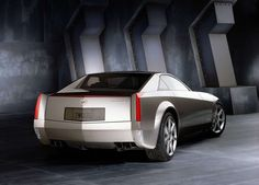 Cadillac Evoq Concept - 1999