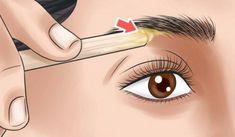 Aranjează-ți sprâncenele după forma feței — Doza de Sănătate