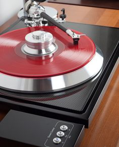 The European Audio Team, helmed by Jozefina Lichtenegger, offers turntables combining maximum technology, breakthrough performance, and elegant eye appeal. EAT's Forte and Forte S turntables with their specially designed high-mass platters have been favorites in high-end audiophile circles. Then came the E-Flat turntable with special flat tonearm, flat chassis, and a mass-loaded dual-motor design. The success of the E-Flat prompted EAT to bring an even more elegant and slimmer turntable to…