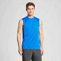 Men's Sleeveless Tech T-Shirt - C9 Champion