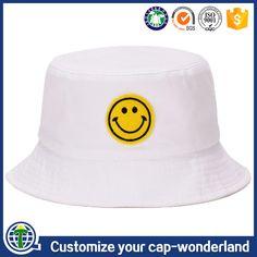 4c055787d78 Blank anime wholesale plain white color kids orange funny emoji cheap polo  ralph custom lauren face fishing cap hats bucket hat