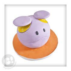 Haro Gundam round ball cake
