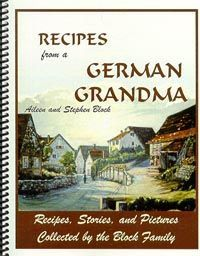 This is a great site for yummy German recipes....even has a good cookbook and German music