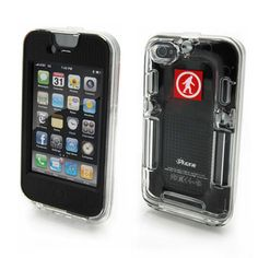 Waterproof iPhone 4/4S Case, now featured on Fab.