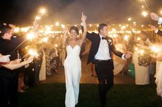 17 Bold, Beautiful Brides Who Slayed In Pants At The Wedding