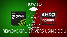 HOW TO| Remove Graphics Card Drivers - Using DDU Graphics, Youtube, Graphic Design, Printmaking, Youtubers, Youtube Movies